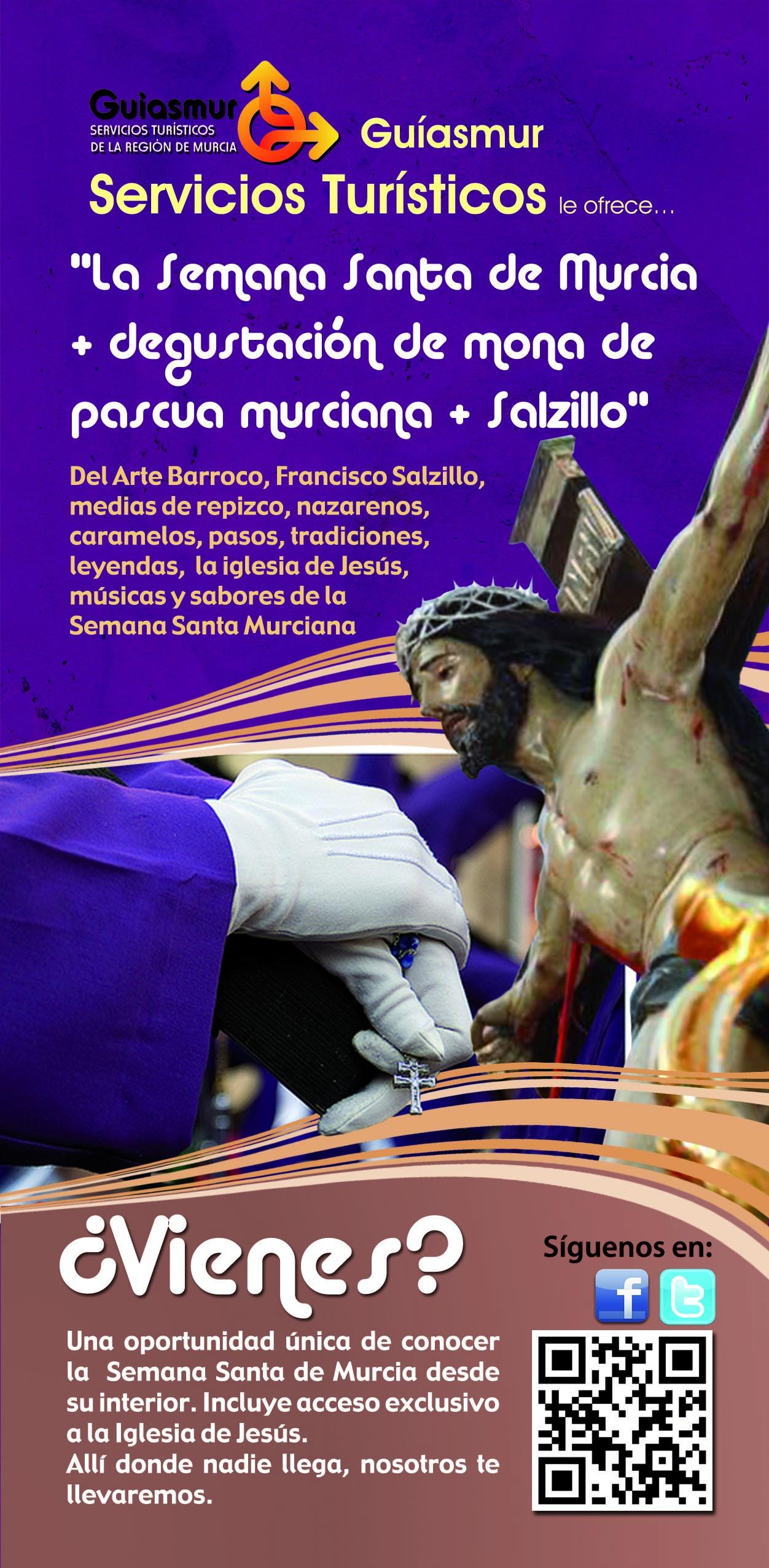 Visita guiada Semana Santa