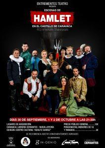 Hamlet castillo de Caravaca